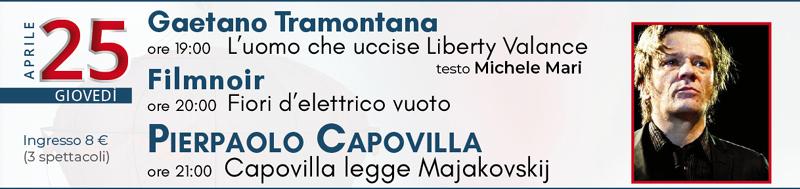 » Pierpaolo Capovilla» Gaetano Tramontana» Filmnoir
